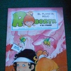 Libros de segunda mano: UNA AVENTURA DE ROBERTA Y SU PANDA GAMA S.A. 1.987 EL PLANETA ROJO. Lote 236755975