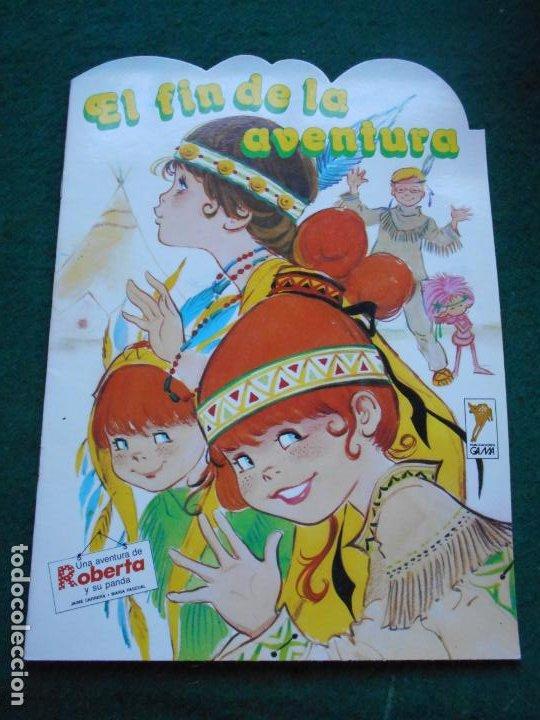 UNA AVENTURA DE ROBERTA Y SU PANDA GAMA S.A. 1.987 EL FIN DE LA AVENTURA (Libros de Segunda Mano - Literatura Infantil y Juvenil - Otros)