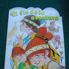 Libros de segunda mano: UNA AVENTURA DE ROBERTA Y SU PANDA GAMA S.A. 1.987 EL FIN DE LA AVENTURA. Lote 236756260