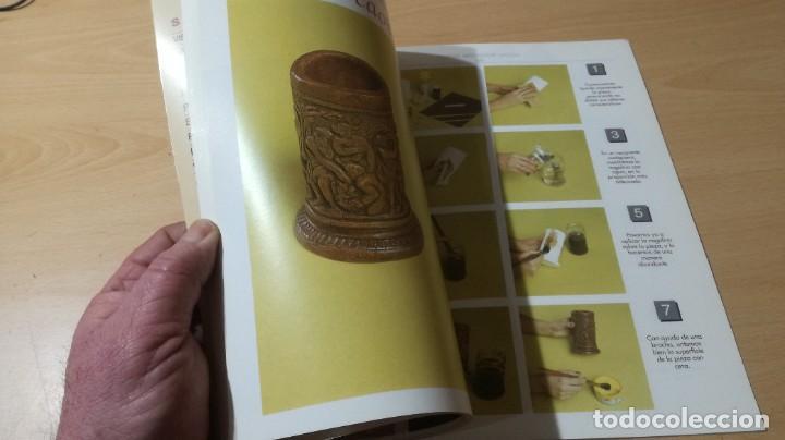 Libros de segunda mano: ESCAYOLA / GRANADA / MANUALIDADES BRICOLAGE HOGAR / AE204 - Foto 7 - 236788965