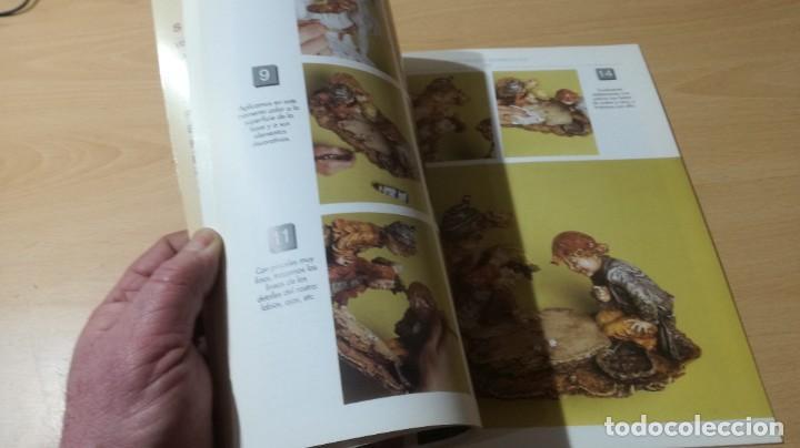 Libros de segunda mano: ESCAYOLA / GRANADA / MANUALIDADES BRICOLAGE HOGAR / AE204 - Foto 8 - 236788965