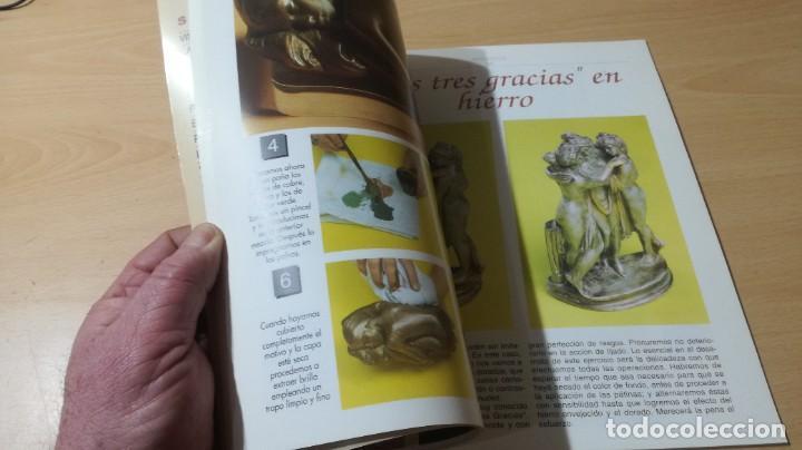 Libros de segunda mano: ESCAYOLA / GRANADA / MANUALIDADES BRICOLAGE HOGAR / AE204 - Foto 9 - 236788965
