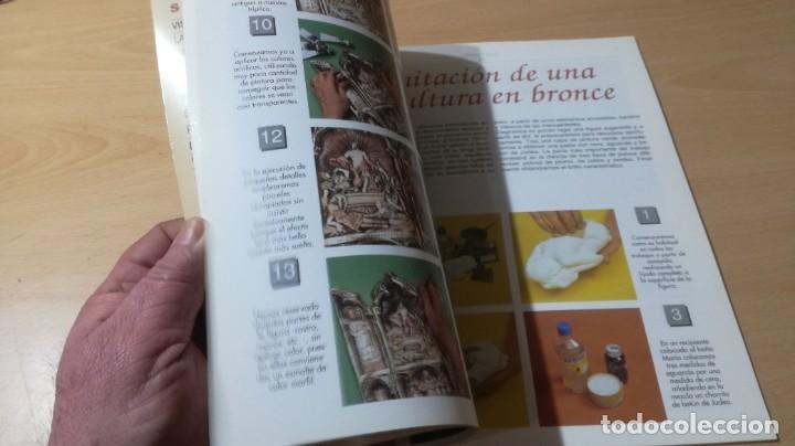 Libros de segunda mano: ESCAYOLA / GRANADA / MANUALIDADES BRICOLAGE HOGAR / AE204 - Foto 10 - 236788965