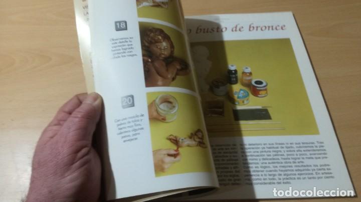Libros de segunda mano: ESCAYOLA / GRANADA / MANUALIDADES BRICOLAGE HOGAR / AE204 - Foto 12 - 236788965
