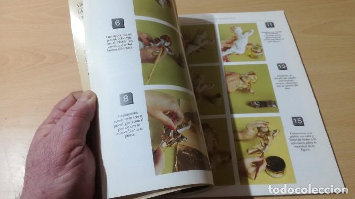 Libros de segunda mano: ESCAYOLA / GRANADA / MANUALIDADES BRICOLAGE HOGAR / AE204 - Foto 13 - 236788965