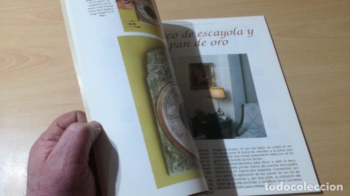 Libros de segunda mano: ESCAYOLA / GRANADA / MANUALIDADES BRICOLAGE HOGAR / AE204 - Foto 14 - 236788965