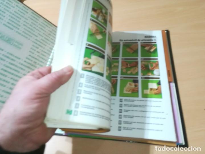 Libros de segunda mano: MANUALIDADES PASO A PASO / 3 FICHEROS - GRANADA / MANUALIDADES BRICOLAGE HOGAR / M507 - Foto 24 - 236789750
