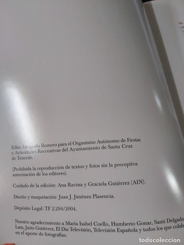 Libros de segunda mano: Cuarenta años no son nada. Fotos de las reinas del carnaval de Tenerife - Foto 2 - 236793540