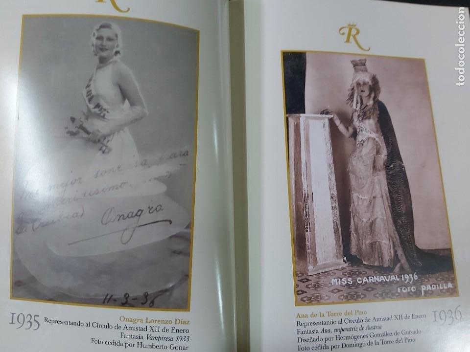 Libros de segunda mano: Cuarenta años no son nada. Fotos de las reinas del carnaval de Tenerife - Foto 4 - 236793540