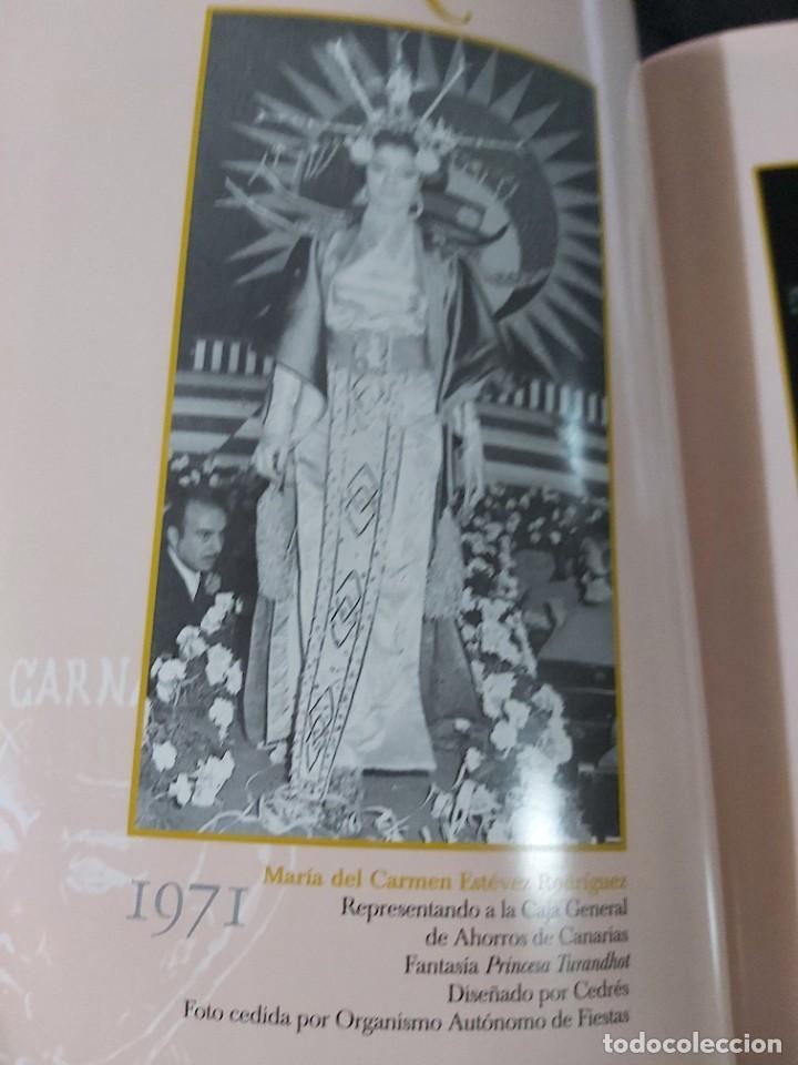 Libros de segunda mano: Cuarenta años no son nada. Fotos de las reinas del carnaval de Tenerife - Foto 5 - 236793540