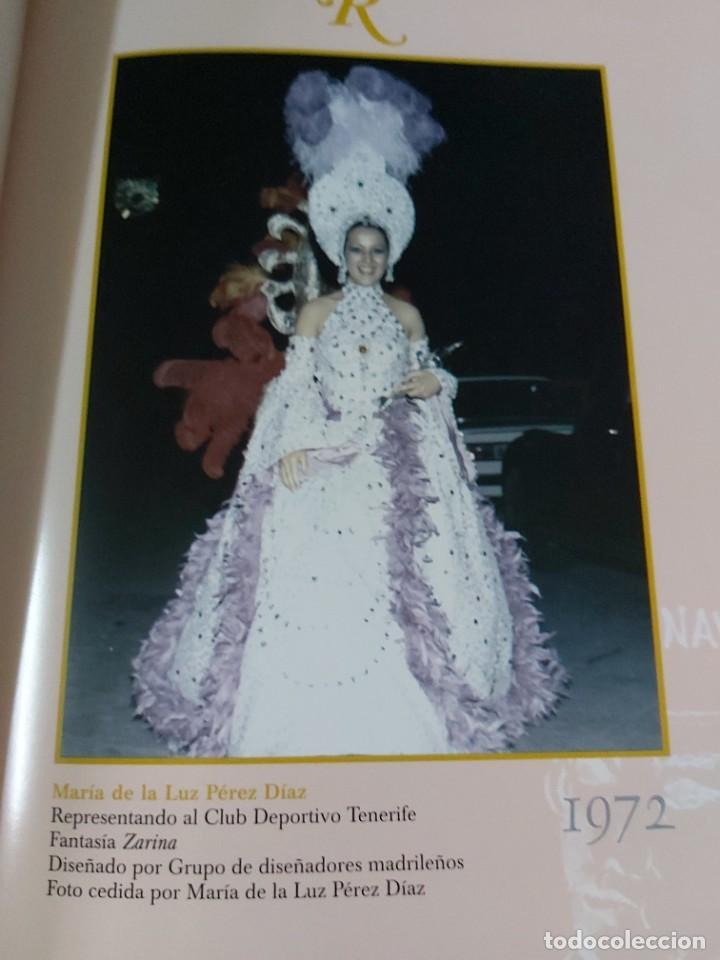 Libros de segunda mano: Cuarenta años no son nada. Fotos de las reinas del carnaval de Tenerife - Foto 6 - 236793540