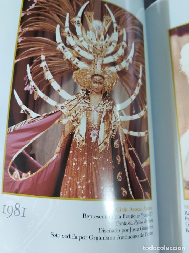 Libros de segunda mano: Cuarenta años no son nada. Fotos de las reinas del carnaval de Tenerife - Foto 7 - 236793540