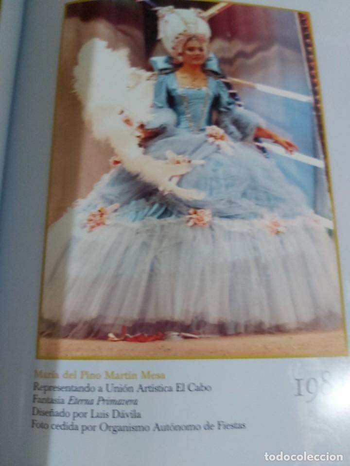 Libros de segunda mano: Cuarenta años no son nada. Fotos de las reinas del carnaval de Tenerife - Foto 8 - 236793540
