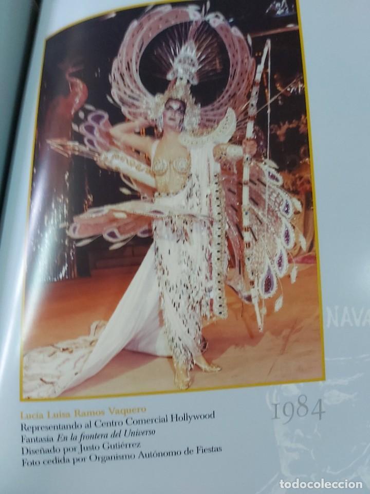 Libros de segunda mano: Cuarenta años no son nada. Fotos de las reinas del carnaval de Tenerife - Foto 9 - 236793540