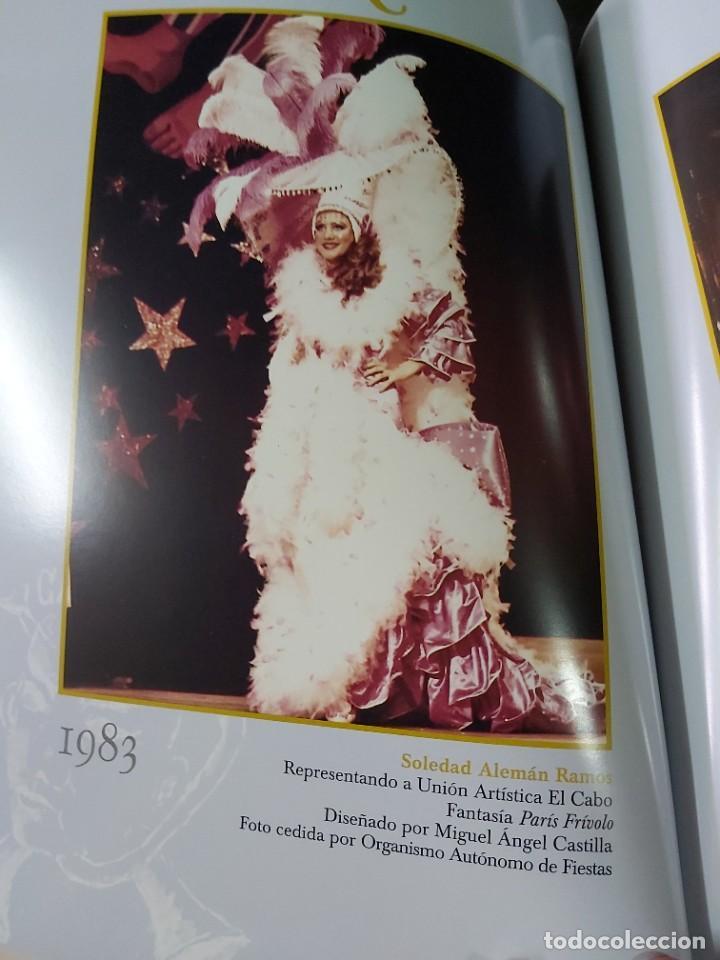 Libros de segunda mano: Cuarenta años no son nada. Fotos de las reinas del carnaval de Tenerife - Foto 10 - 236793540