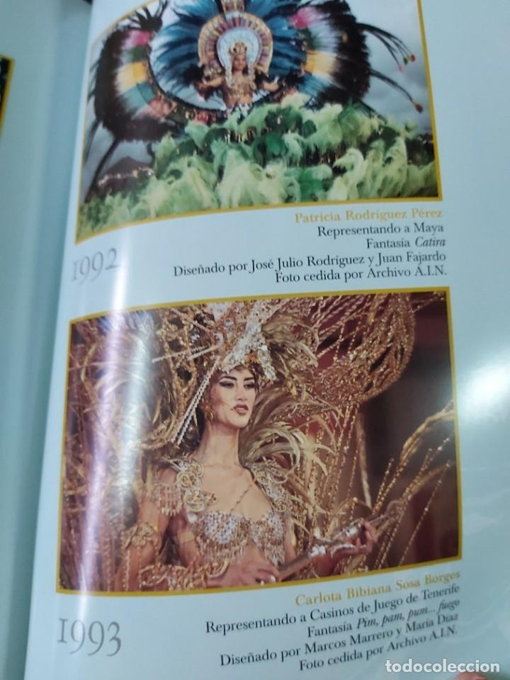 Libros de segunda mano: Cuarenta años no son nada. Fotos de las reinas del carnaval de Tenerife - Foto 11 - 236793540