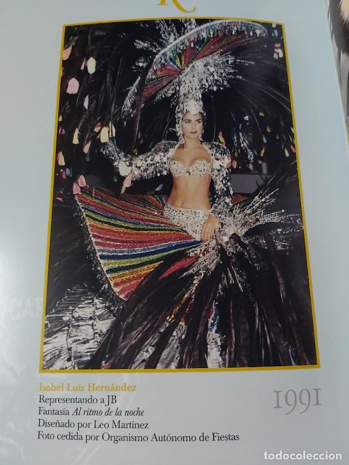 Libros de segunda mano: Cuarenta años no son nada. Fotos de las reinas del carnaval de Tenerife - Foto 12 - 236793540