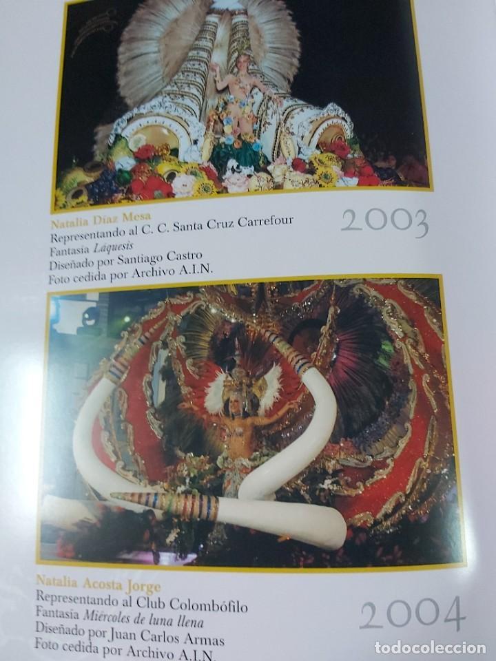 Libros de segunda mano: Cuarenta años no son nada. Fotos de las reinas del carnaval de Tenerife - Foto 13 - 236793540