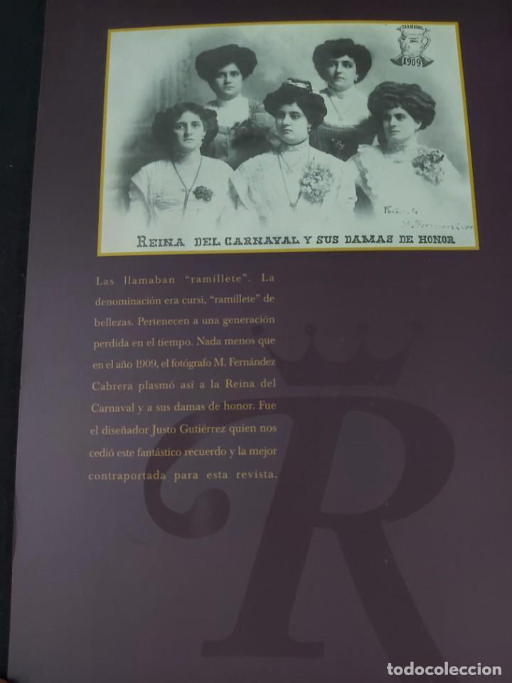 Libros de segunda mano: Cuarenta años no son nada. Fotos de las reinas del carnaval de Tenerife - Foto 14 - 236793540