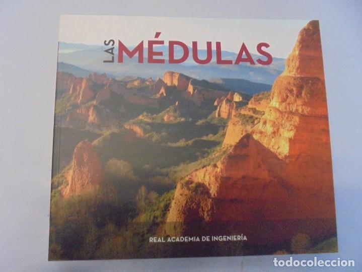 Libros de segunda mano: LAS MEDULAS. REAL ACADEMIA DE INGENIERIA. HOMENAJE A LAS MINAS DE ORO. 2 LIBROS. 2009 - Foto 3 - 236809130