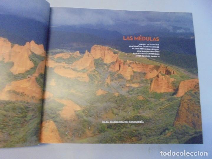 Libros de segunda mano: LAS MEDULAS. REAL ACADEMIA DE INGENIERIA. HOMENAJE A LAS MINAS DE ORO. 2 LIBROS. 2009 - Foto 4 - 236809130