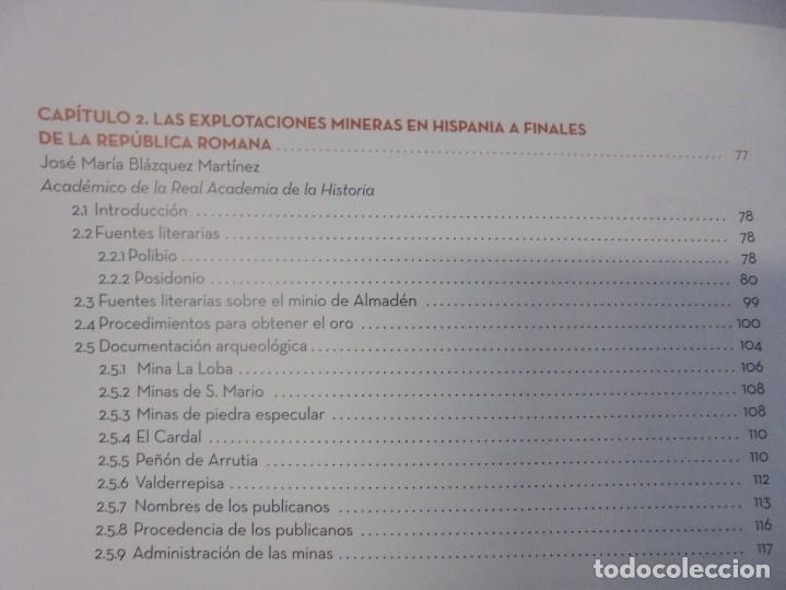 Libros de segunda mano: LAS MEDULAS. REAL ACADEMIA DE INGENIERIA. HOMENAJE A LAS MINAS DE ORO. 2 LIBROS. 2009 - Foto 6 - 236809130