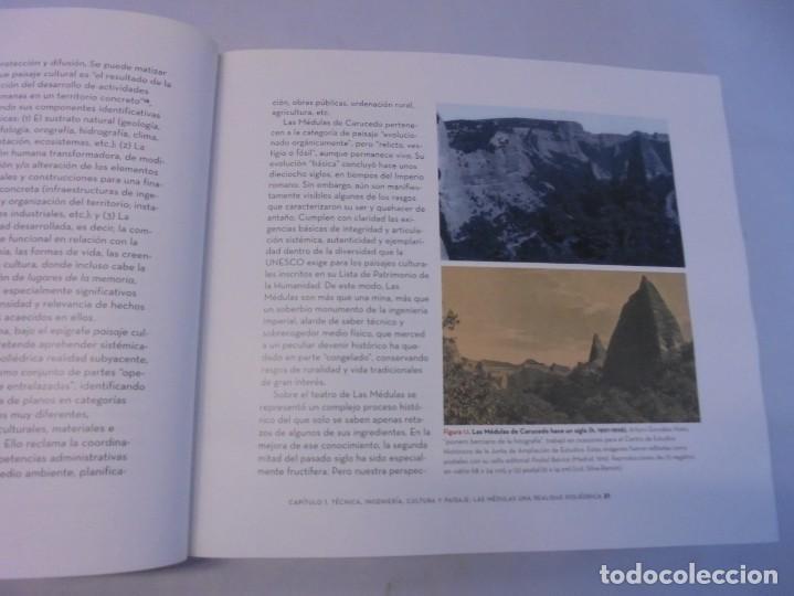 Libros de segunda mano: LAS MEDULAS. REAL ACADEMIA DE INGENIERIA. HOMENAJE A LAS MINAS DE ORO. 2 LIBROS. 2009 - Foto 9 - 236809130
