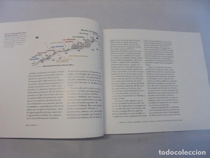 Libros de segunda mano: LAS MEDULAS. REAL ACADEMIA DE INGENIERIA. HOMENAJE A LAS MINAS DE ORO. 2 LIBROS. 2009 - Foto 10 - 236809130