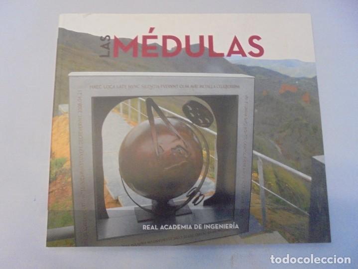 Libros de segunda mano: LAS MEDULAS. REAL ACADEMIA DE INGENIERIA. HOMENAJE A LAS MINAS DE ORO. 2 LIBROS. 2009 - Foto 14 - 236809130