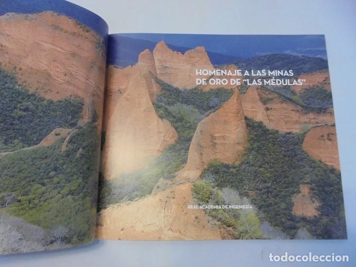 Libros de segunda mano: LAS MEDULAS. REAL ACADEMIA DE INGENIERIA. HOMENAJE A LAS MINAS DE ORO. 2 LIBROS. 2009 - Foto 15 - 236809130
