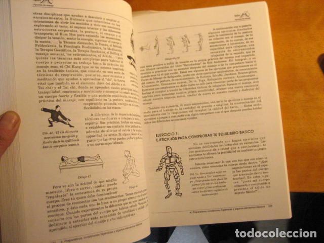 Libros de segunda mano: APUNTES DE MASAJE, TEORIA DE LA TECNICA, RODRIGUEZ ALONSO, 512PGS MUY COMPLETO - Foto 9 - 236816465