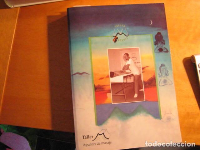 APUNTES DE MASAJE, TEORIA DE LA TECNICA, RODRIGUEZ ALONSO, 512PGS MUY COMPLETO (Libros de Segunda Mano - Parapsicología y Esoterismo - Otros)