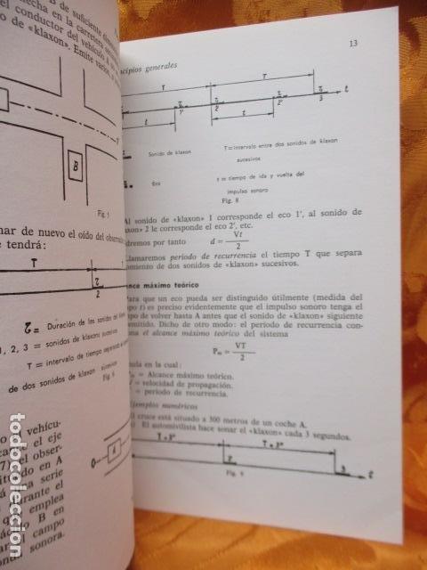 Libros de segunda mano: FUNDAMENTOS DEL RADAR. P. DELACOUDRE. MARCOMBO EDICIONES TECNICAS - Foto 8 - 236849210