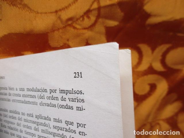 Libros de segunda mano: FUNDAMENTOS DEL RADAR. P. DELACOUDRE. MARCOMBO EDICIONES TECNICAS - Foto 10 - 236849210