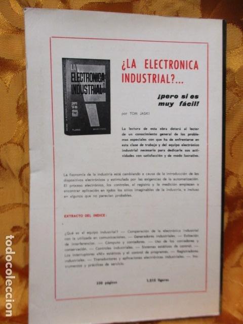 Libros de segunda mano: FUNDAMENTOS DEL RADAR. P. DELACOUDRE. MARCOMBO EDICIONES TECNICAS - Foto 12 - 236849210