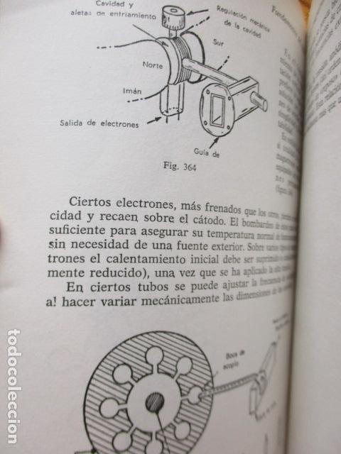 Libros de segunda mano: FUNDAMENTOS DEL RADAR. P. DELACOUDRE. MARCOMBO EDICIONES TECNICAS - Foto 11 - 236849210