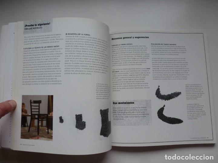 Libros de segunda mano: DIBUJAR LO QUE VEMOS. LA PERCEPCIÓN DE LA GESTALT APLICADA AL DIBUJO. JOHN TORREANO. BLUME ED. - Foto 4 - 236972155