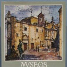 Libros de segunda mano: MUSEOS. MONASTERIO CONVENTO DE LAS DESCALZAS REALES Y REAL MONASTERIO DE LA ENCARNACIÓN. Lote 237000480