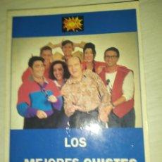 Libros de segunda mano: LOS MEJORES CHISTES DE GENIO Y FIGURA. Lote 237002815