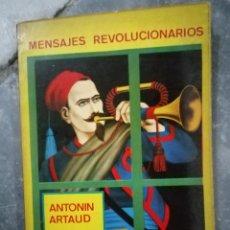 Libros de segunda mano: MENSAJES REVOLUCIONARIOS. Lote 237022875