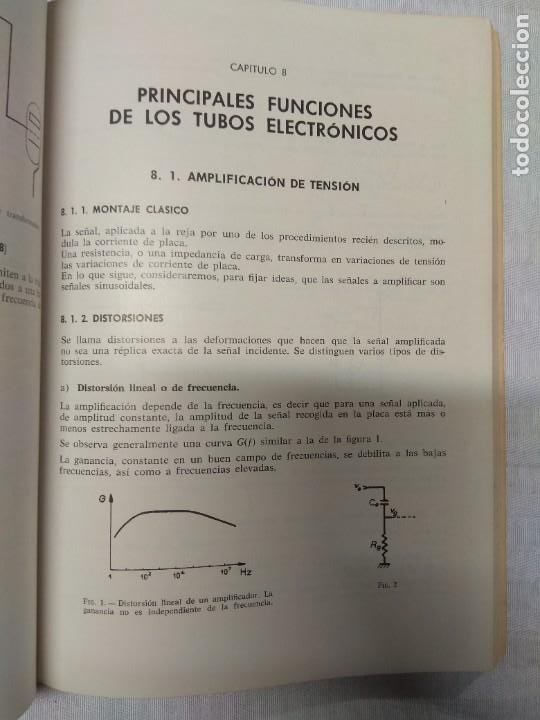 Libros de segunda mano: Elementos básicos de electrónica. P. Thureau. - Foto 6 - 237036180