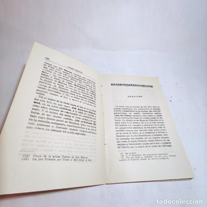 Libros de segunda mano: El amirato Malagueño de los Beni Hafsum. Fermín Requena. Antequera. Gráficas San Rafael. 1959. - Foto 7 - 237065810