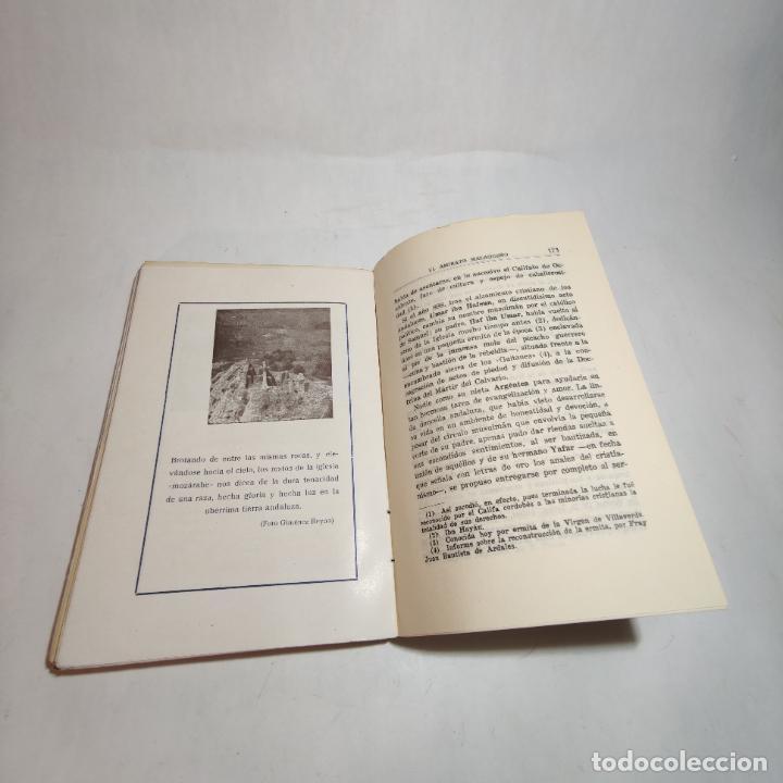 Libros de segunda mano: El amirato Malagueño de los Beni Hafsum. Fermín Requena. Antequera. Gráficas San Rafael. 1959. - Foto 9 - 237065810