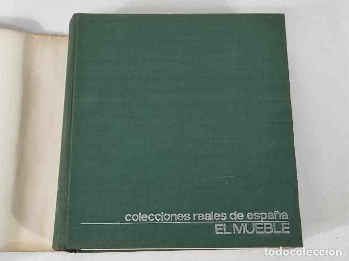 Libros de segunda mano: Colecciones Reales de España El Mueble - L. Feduchi - Editorial Patrimonio Nacional - Año 1965 - Foto 4 - 237250875