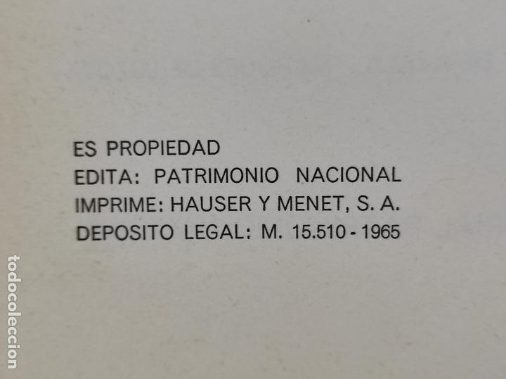 Libros de segunda mano: Colecciones Reales de España El Mueble - L. Feduchi - Editorial Patrimonio Nacional - Año 1965 - Foto 6 - 237250875