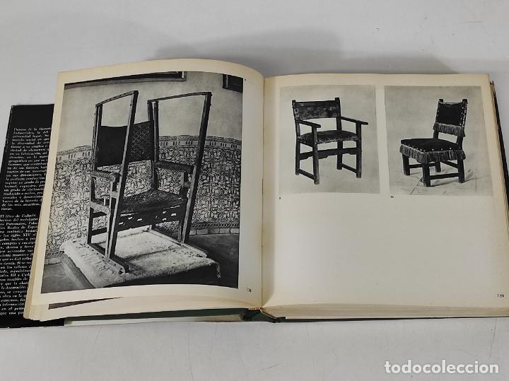 Libros de segunda mano: Colecciones Reales de España El Mueble - L. Feduchi - Editorial Patrimonio Nacional - Año 1965 - Foto 7 - 237250875