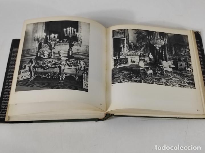 Libros de segunda mano: Colecciones Reales de España El Mueble - L. Feduchi - Editorial Patrimonio Nacional - Año 1965 - Foto 9 - 237250875