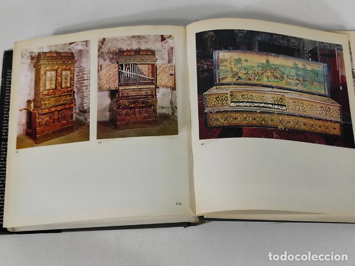 Libros de segunda mano: Colecciones Reales de España El Mueble - L. Feduchi - Editorial Patrimonio Nacional - Año 1965 - Foto 10 - 237250875