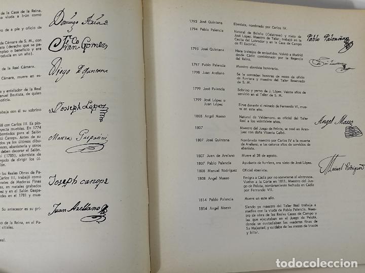 Libros de segunda mano: Colecciones Reales de España El Mueble - L. Feduchi - Editorial Patrimonio Nacional - Año 1965 - Foto 11 - 237250875