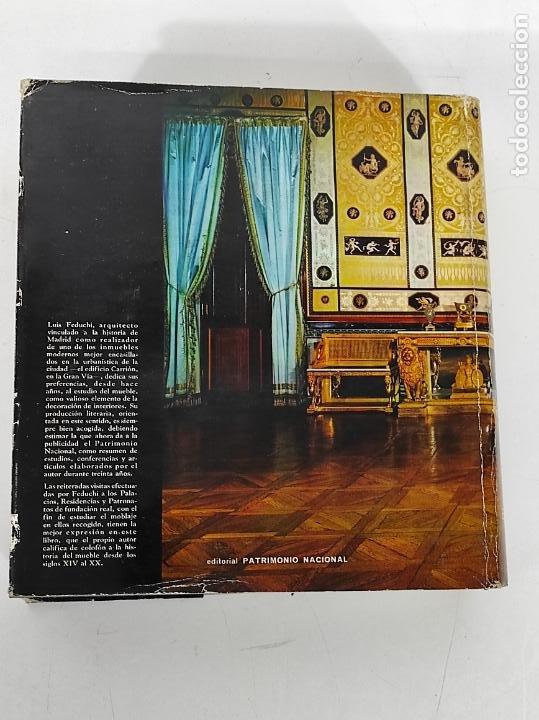 Libros de segunda mano: Colecciones Reales de España El Mueble - L. Feduchi - Editorial Patrimonio Nacional - Año 1965 - Foto 15 - 237250875